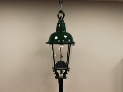 News: Gas Destructor Lamp Conversion