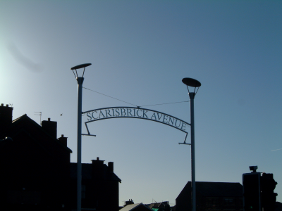 bespoke street lighting