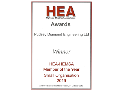 HEA-HEMSA Member of the Year