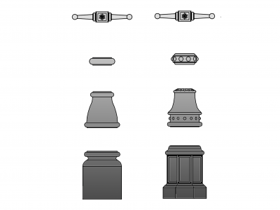 Column Embellishments