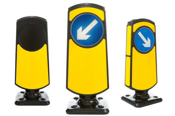Illuminated Traffic Bollards